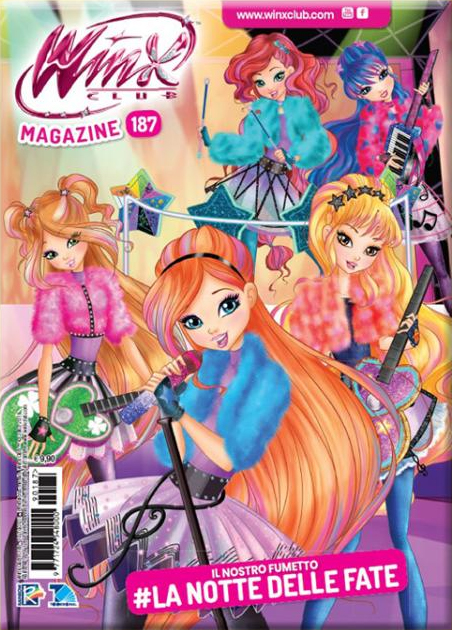 Issue 187: The Fairy Night