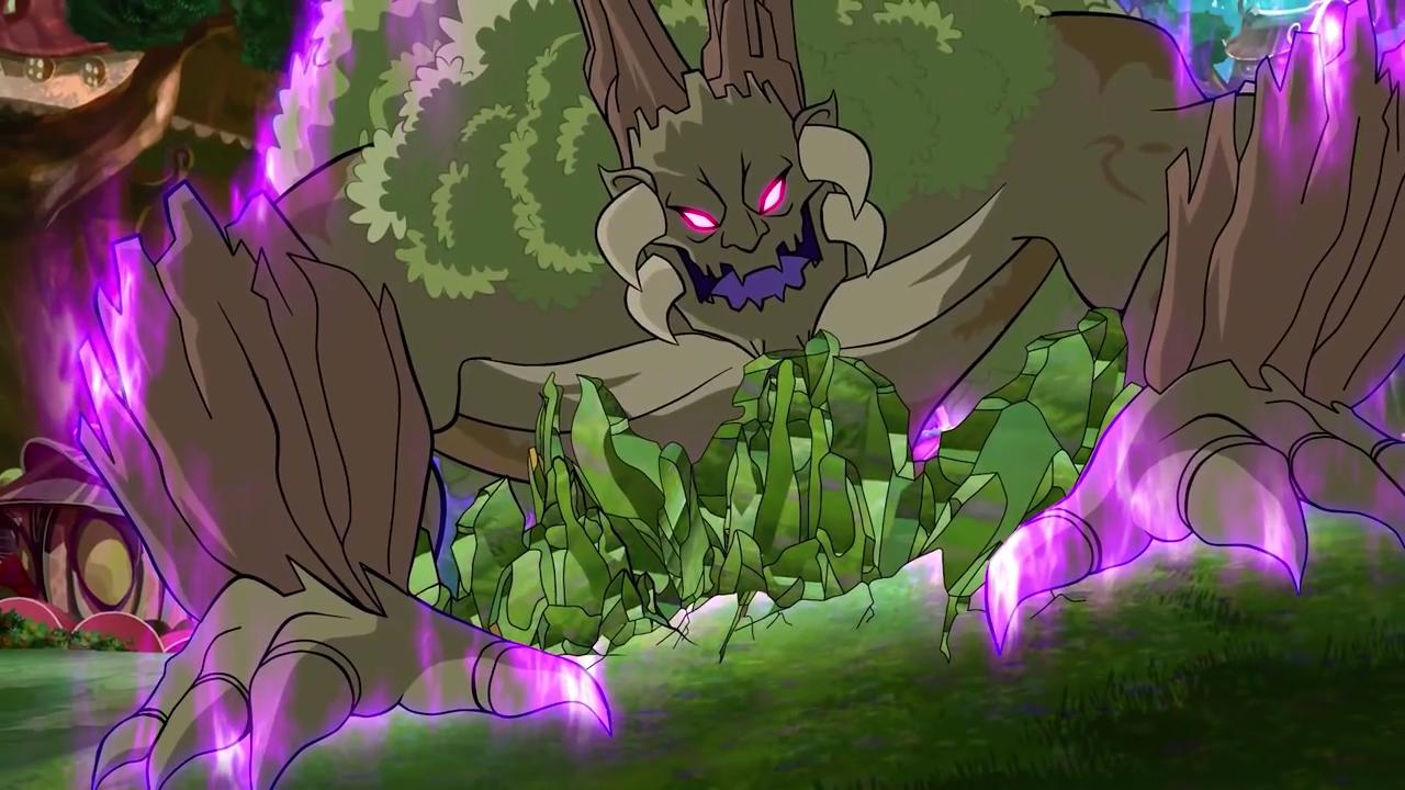 Gloomy Wood Troll
