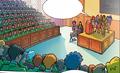 Oskuria College classroom