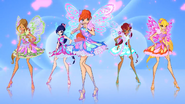 Winx Club - Episode (706-712-713-721) - Mistakes 1