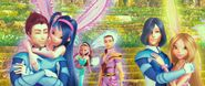 Winx Club Couples - Magical Adventure