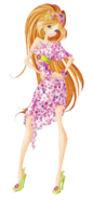 Flora calavera fairy couture full pose 02 winx 6 by ineswinxeditions-d8x5eh9