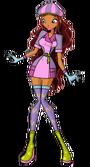 Aisha 3 Raincoat Full