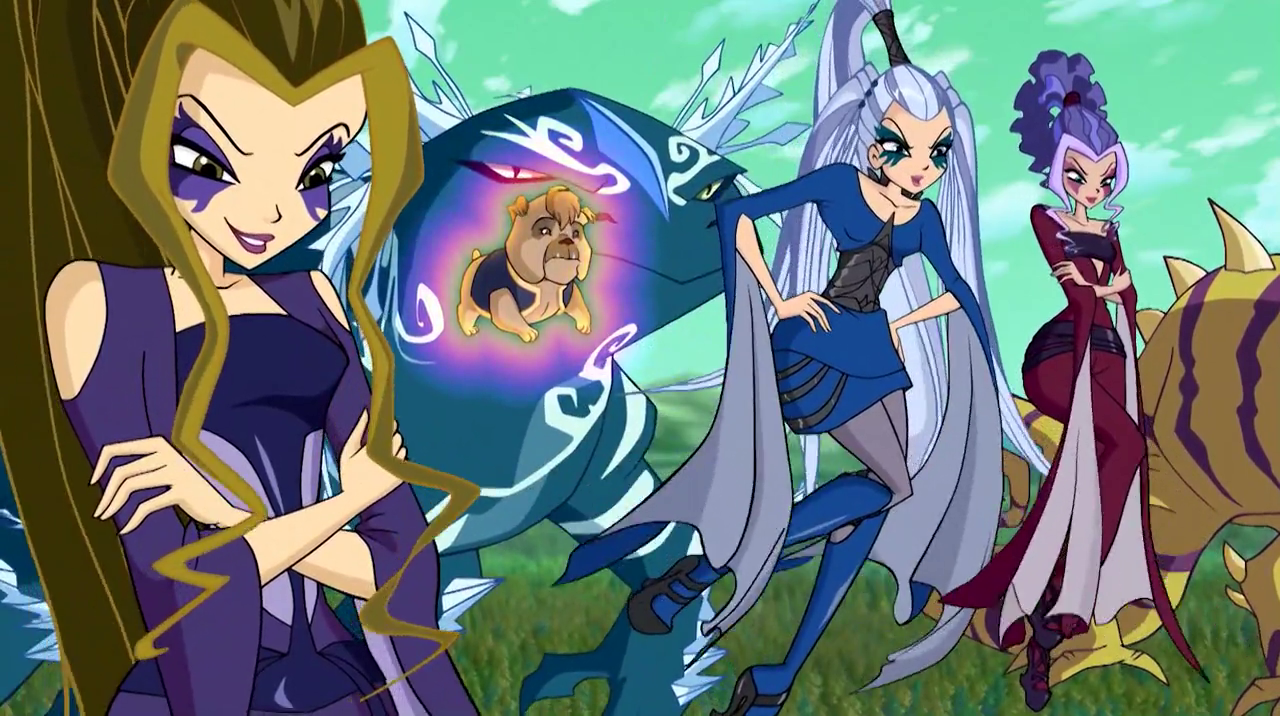 Ultimate Power of the Fairy Animals
