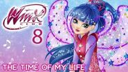 Winx Club - Season 8 The Time of my Life FULL SONG
