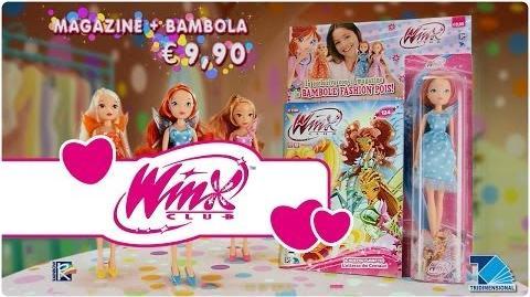 Winx Fashion Polka Dots