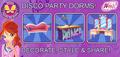 WFS - Disco Party Dorms