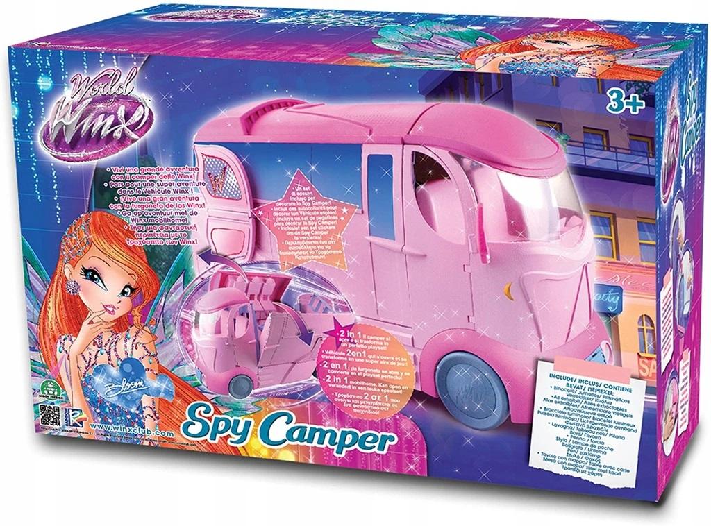 Spy Camper