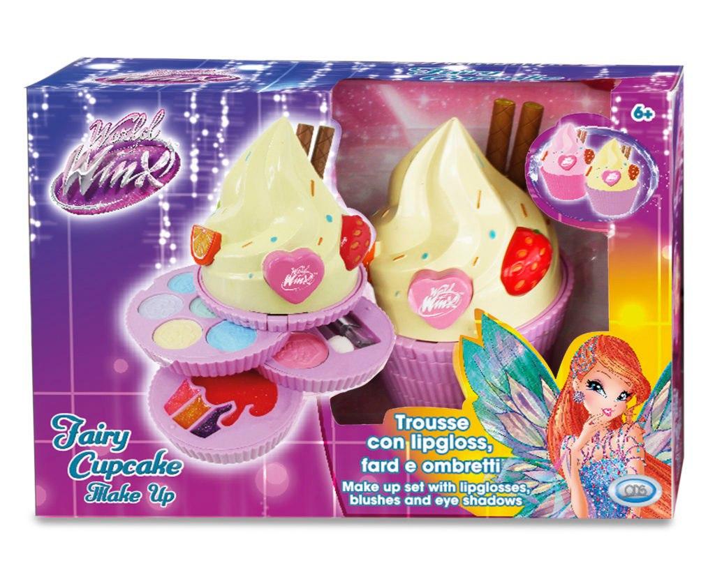 Fairy Cupcake Make Up