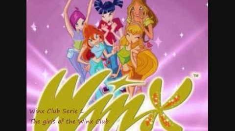 Winx Club 1 - The girls of the Winx Club