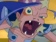 Mer-monster Amarea anger