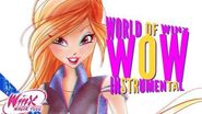 World Of Winx - WOW OST Instrumental Not Official