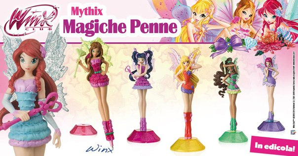 Mythix Magic Pens