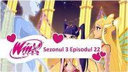 Winx Club - Sezonul 3 Episodul 22 - Labirintul de cristal -EPISODUL COMPLET-