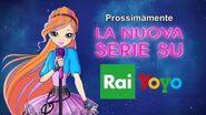 Winx Club 8 Promo - Rai YoYo