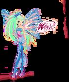 Winx Club Bloom Sirenix pose2