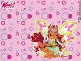 Enchantix Aisha Wallpaper