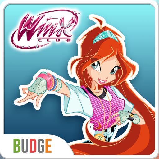 Winx Club: Rocks the World - A Fairy Dance Game