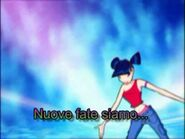 Siamo Le Winx *- with lyrics -*