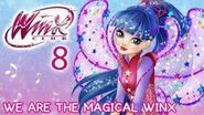Winx Club - Season 8 We Are The Magical Winx FULL SONG