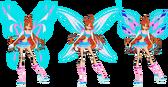 Bloom-Speedix, Zoomix & Tracix