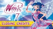 Winx Club - Season 7 - Official Closing Credits Song - EXCLUSIVE!