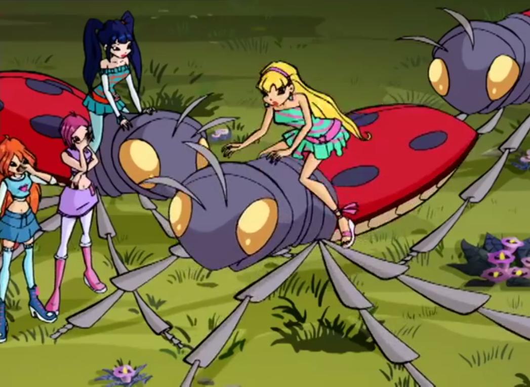 Giant Ladybug/Gallery