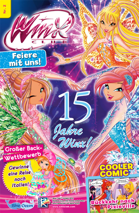 Comic-Ausgabe 177
