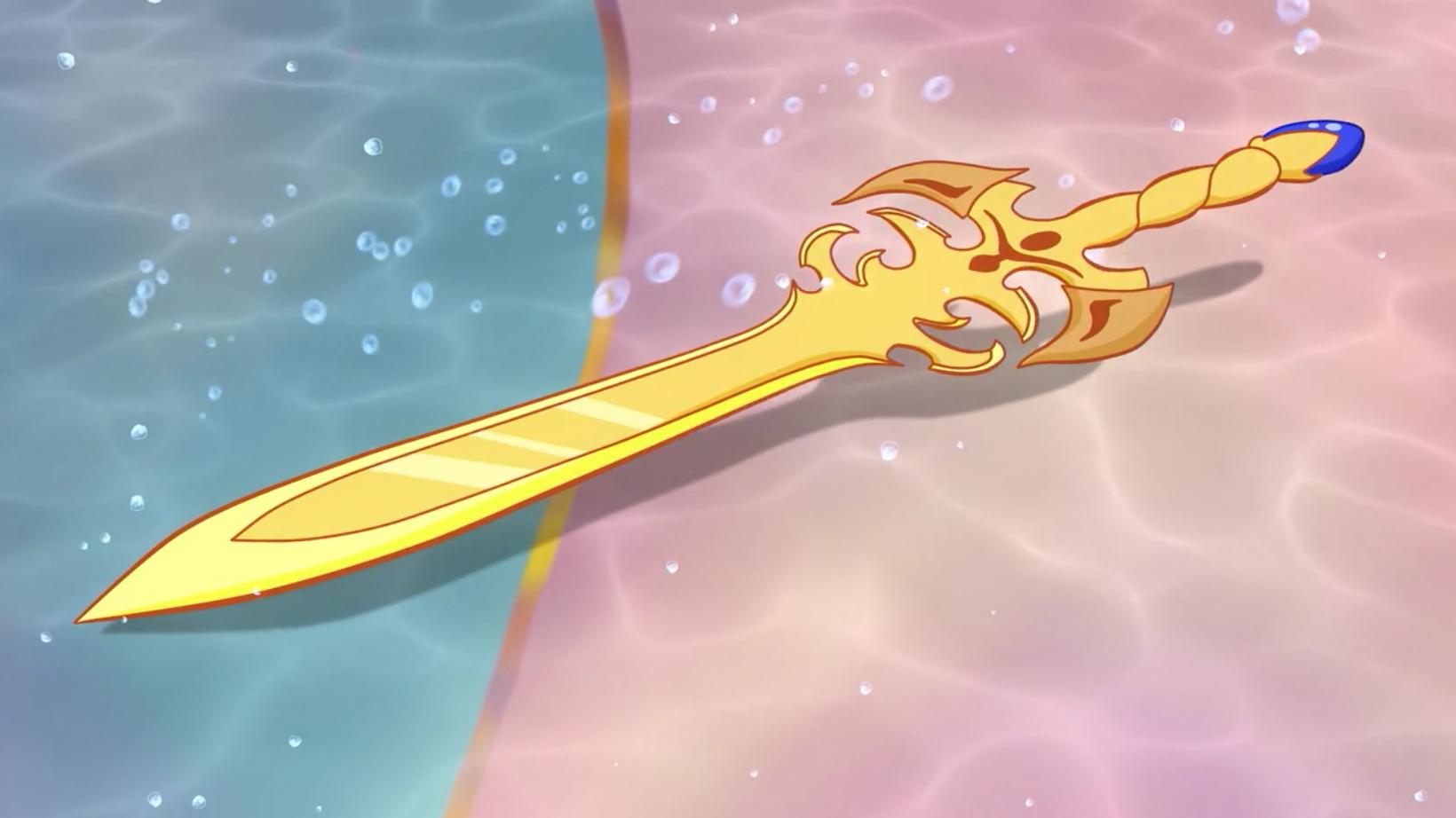 Neptuns Schwert