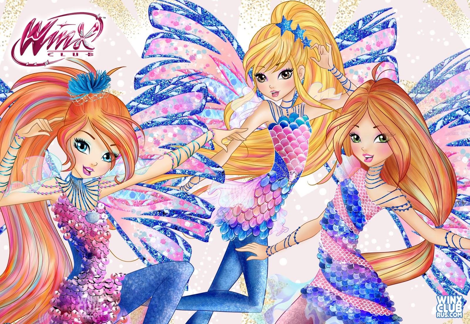 Bloom, Stella und Flora Sirenix Promo Staffel 8 01.jpg