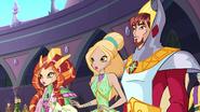 Daphne, Marion und Oritel 601 02