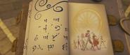 Verbindung des Lichts im Buch des Schicksals 01