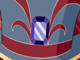 Dunkler Diamant