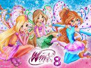 Bloom, Stella und Flora Promo Staffel 8 01