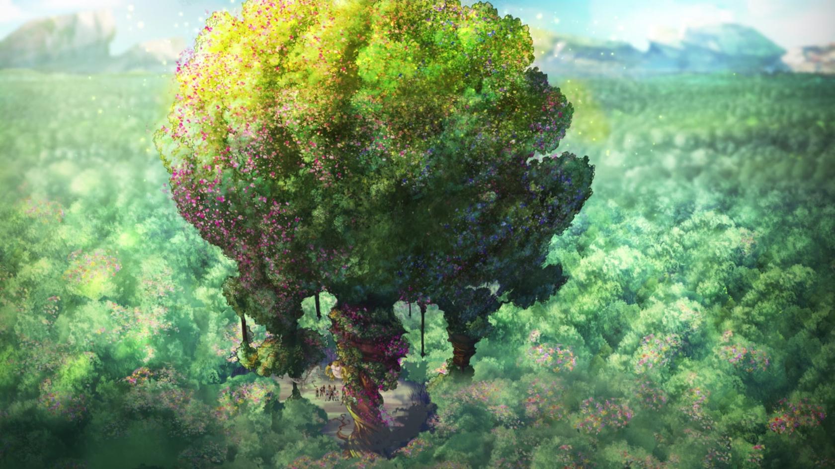 Baum des Lebens (World of Winx)