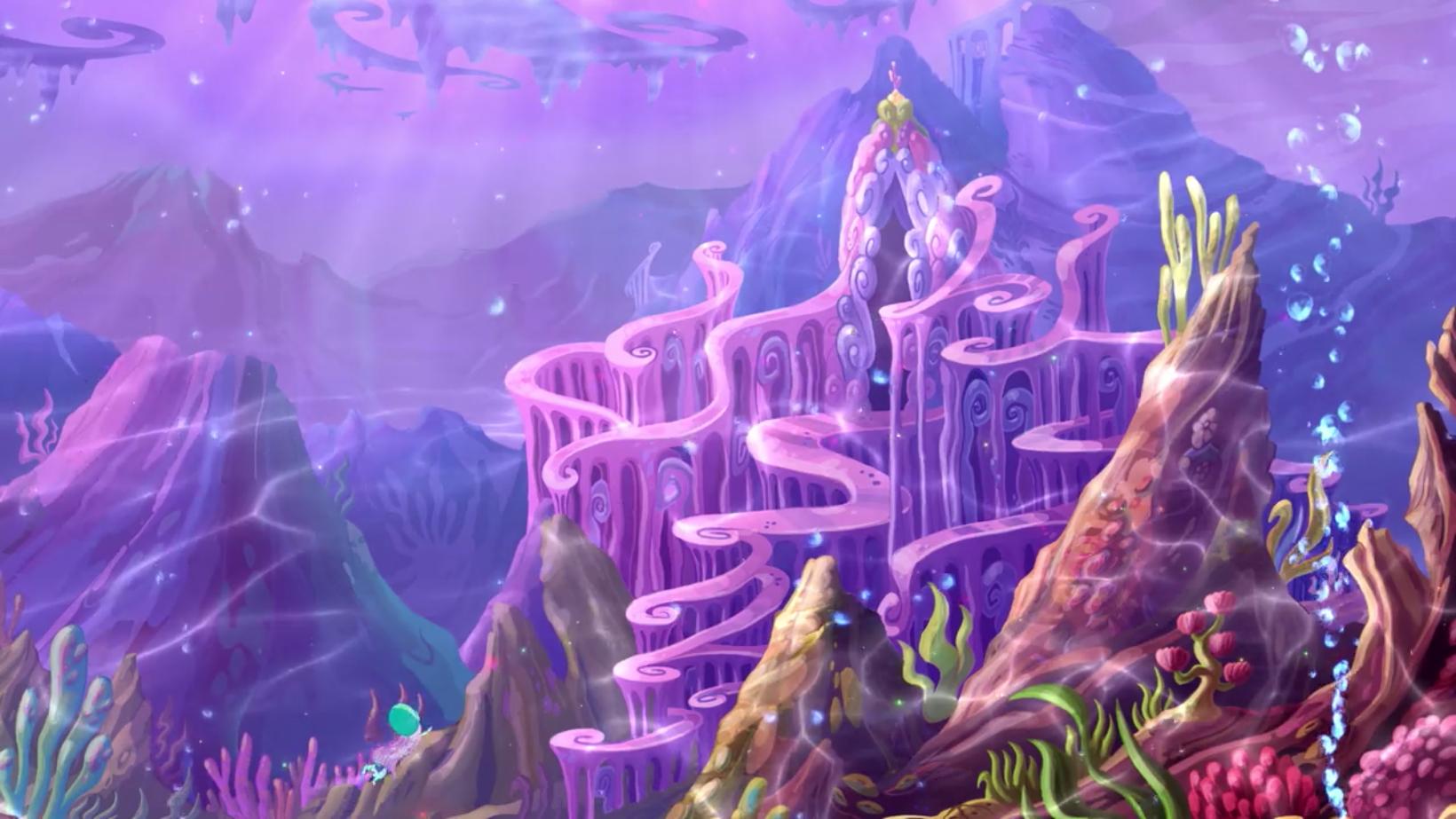 Labyrinth der Tiefsee