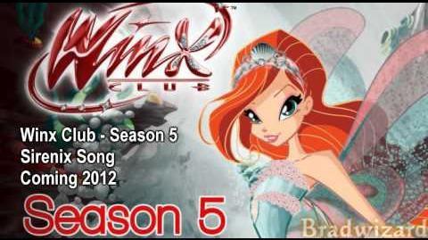 Winx Club 5th Season ~ SIRENIX OFFICIAL SONG ~ ENGLISH Download Link