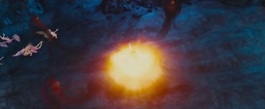 Drachenfeuerball