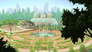 Botanischer Garten von Gardenia 01