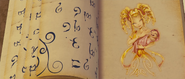 Daphne und Bloom im Buch des Schicksals