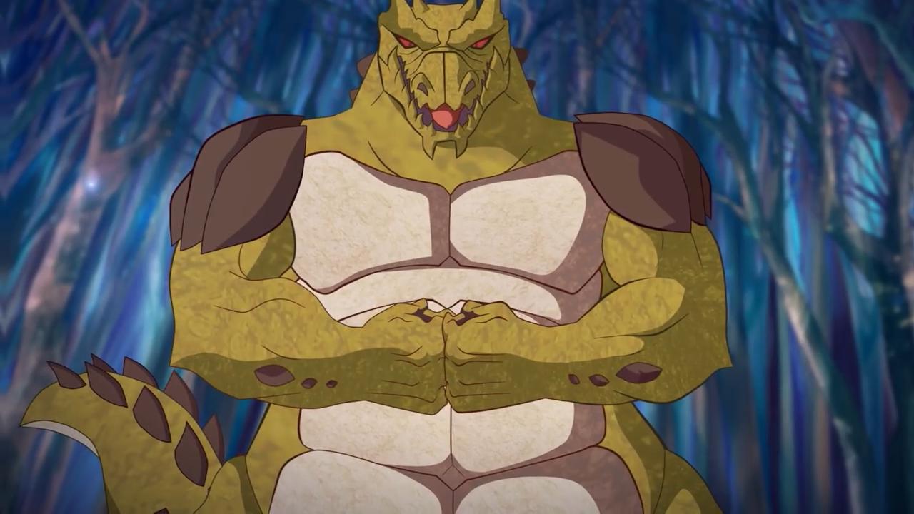 Alligatormann