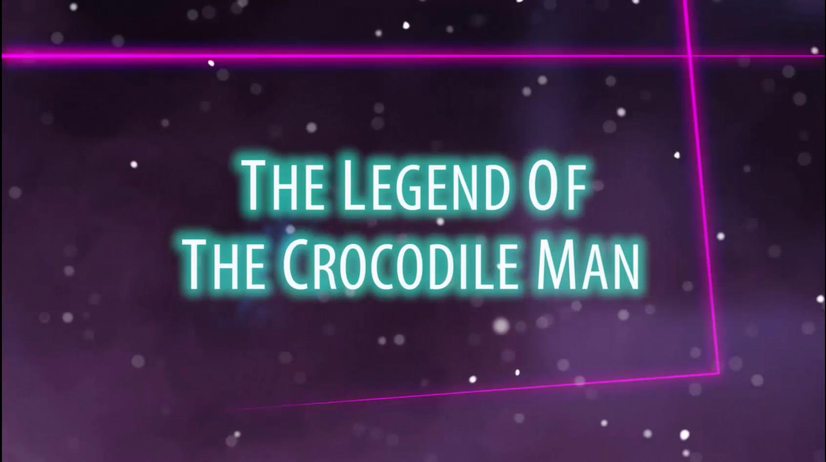 Легенда о человеке-крокодиле