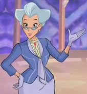 Miss faragonda in season 7!