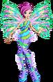 Tecna sirenix by winx rainbow love