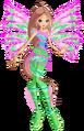 Flora sirenix by winx rainbow love