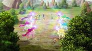 Винкс и крылатые единороги магическая связь 818