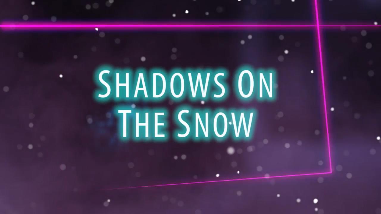 Тени на снегу