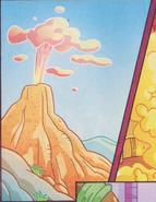 Вулкан (комикс огонь дракона)