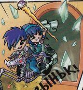 Максин и Рекс-