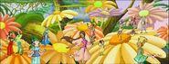 Деревня цветов